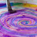 Watercolor-Relief - Moorelandf-Fair